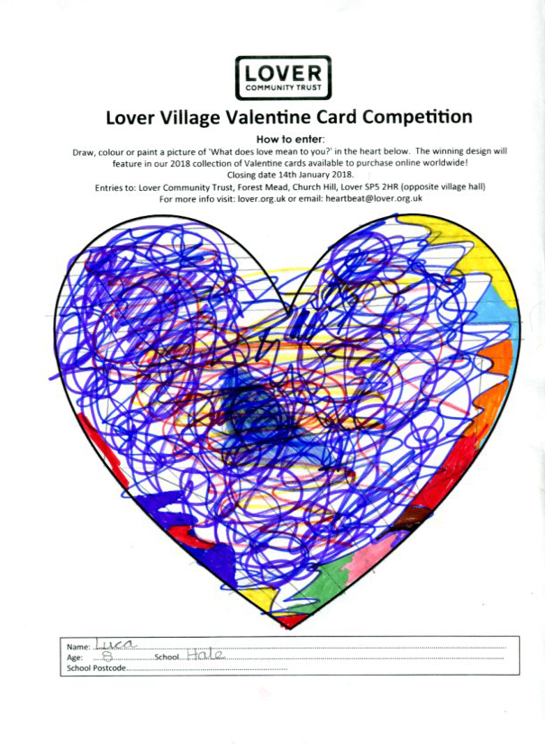 Lover heart competition gallery lover community trust highly commended ccuart Choice Image